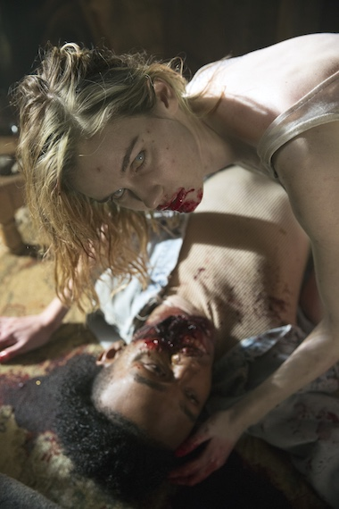 Lexi Johnson as Gloria - Fear the Walking Dead _ Season 1, Episode 1 - Photo Credit: Justin Lubin/AMC