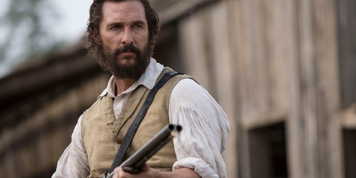 Trailer: Matthew McConaughey in Free State of Jones