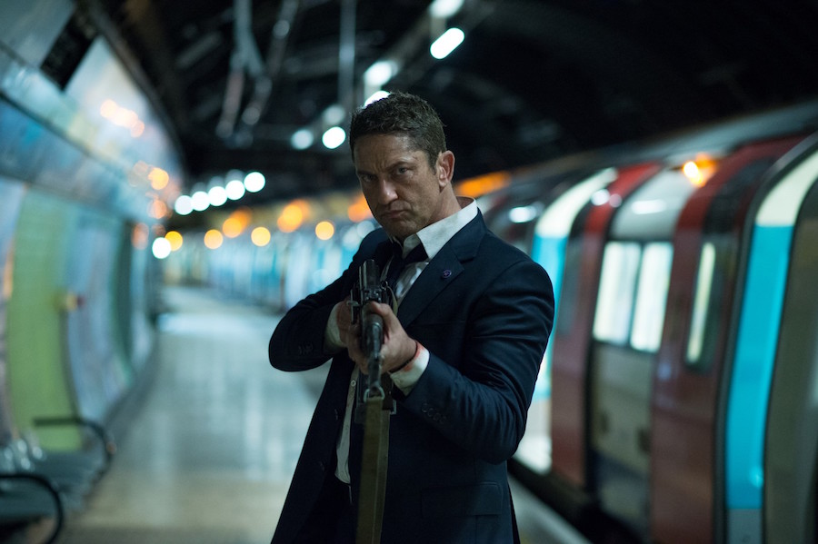 London Has Fallen Tube