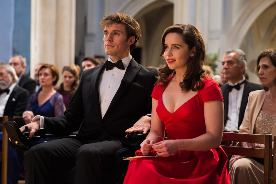 Emilia Clarke and Sam Claflin in new Me Before You trailer