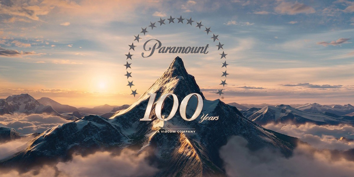 PARAMOUNT PICTURES CORPORATION NEW LOGO
