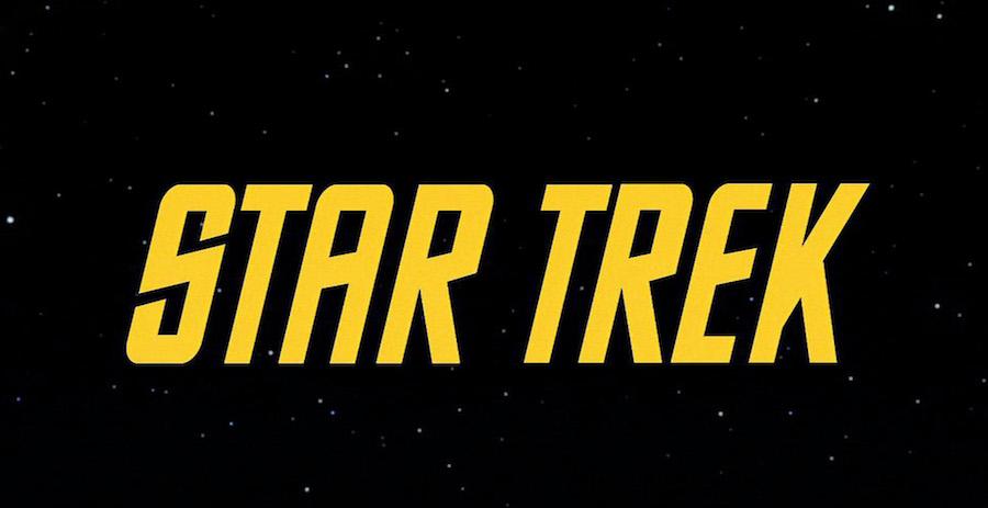 Star Trek Logo Screen grab: ©1966 CBS Broadcasting Inc. All Rights Reserved.