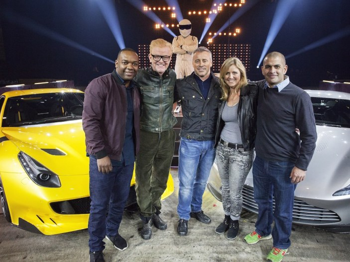 Matt LeBlanc signs up for two more series of Top Gear