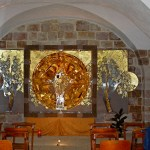 Fourth Station: Armenian Catholic adoration chapel (Seetheholyland.net)