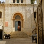Fourth Station: Armenian Catholic church (Seetheholyland.net)