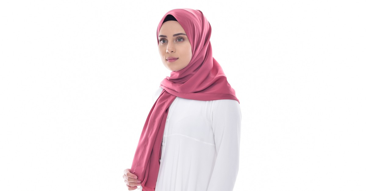 Dusty Rose Shawl 69777 01