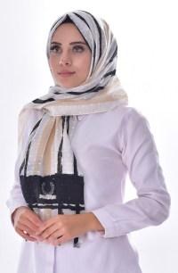 Beige Shawl 09