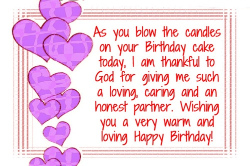 Hey Birthday girl, you will Birthday Wishes For Wife Pinterest - birthday invitation backgrounds