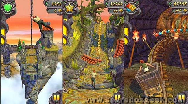 Temple Run 2 para Android gratuito.