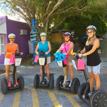 Segs by the Sea Anna Maria Island Bradenton Beach Segway custom tours (Custom)