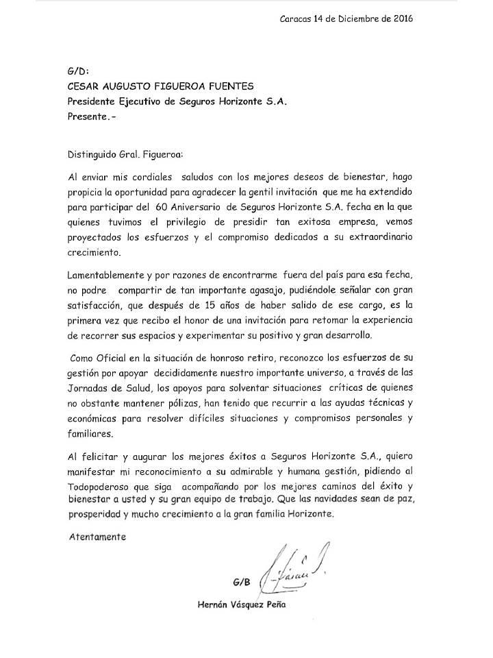 carta de agradecimiento a una empresa - Kubreeuforic