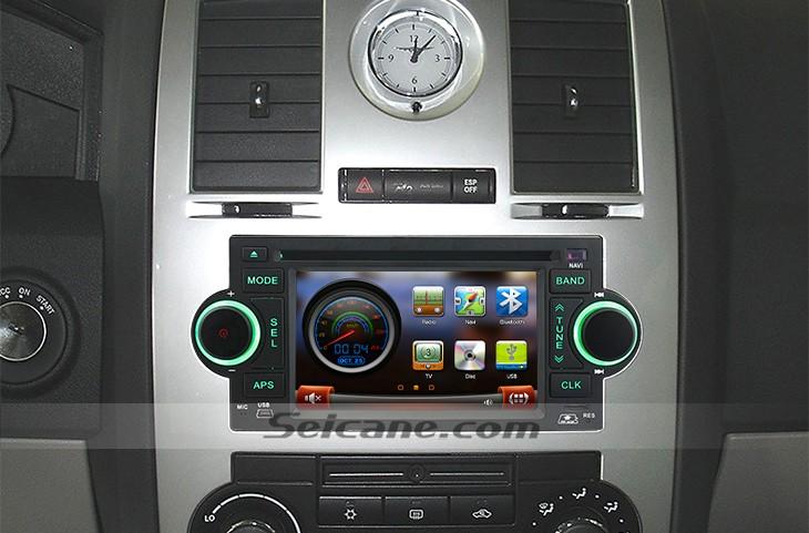 2005 2006 2007 Jeep Grand Cherokee(W/Factory NAV) car stereo
