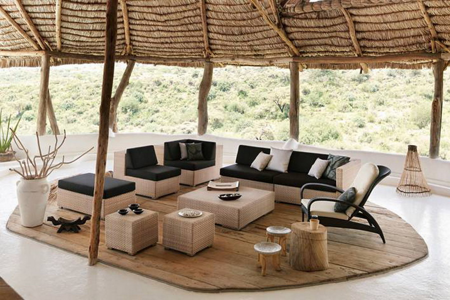Lounge Gartenmobel 22 Interessante Ideen Fur Paradiesischen Garten - lounge gartenmobel 22 interessante ideen fur paradiesischen garten