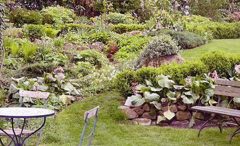 Tipps zur Gartengestaltung selbstde - gartengestaltung tipps