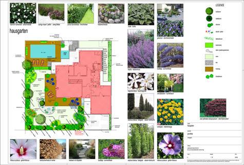 die besten 25+ gartengestaltung ideen ideen auf pinterest | haus ... - Gartenplanung Selbst Gemacht