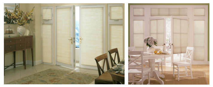 French Door Blinds And Window Coverings Selectblindscom