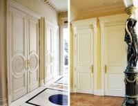Custom Interior Doors | Paint Grade MDF Stile & Rail Doors ...