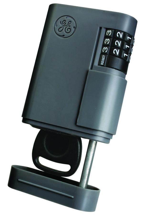 Key Lock Box Stor A Key Locking Magnetic Key Hider