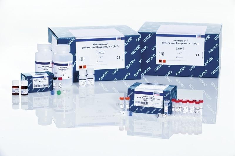 therascreen ® EGFR Pyro Kit from QIAGEN SelectScience