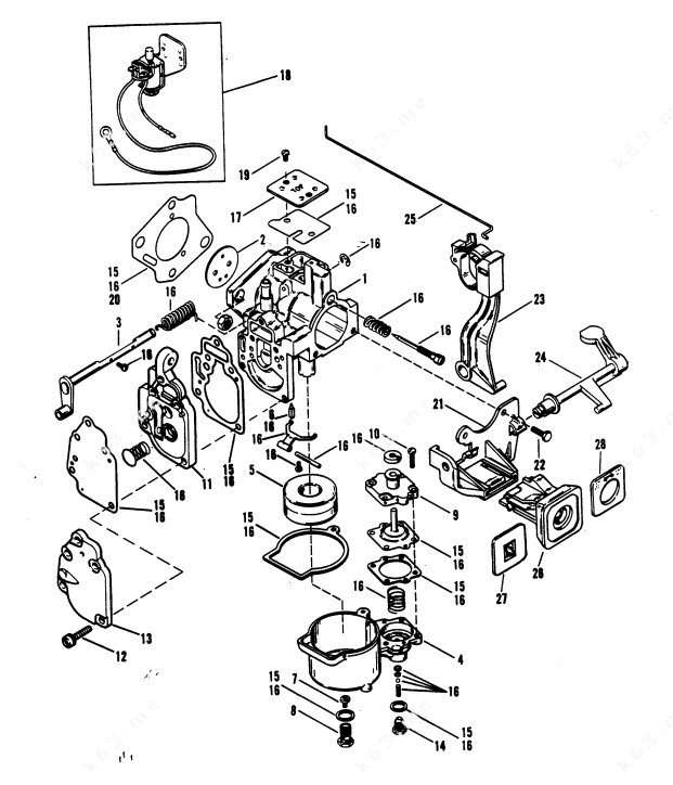 mercury outboard parts online