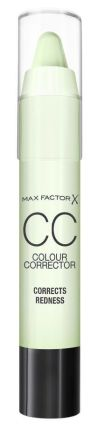 Max Factor CC Colour Corrector, odtieň Redness