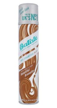 Suchý šampón Batiste Dry Shampoo Plus Beautiful Brunette