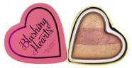 Makeup Revolution London I Love Makeup Blushing Hearts Triple Baked Blusher Odtieň Peachy Keen Heart od Elnino.sk