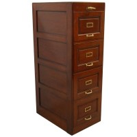 Mahogany Filing Cabinet   339961   Sellingantiques.co.uk