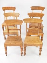 Antique Wooden Kitchen Chairs | Antique Furniture