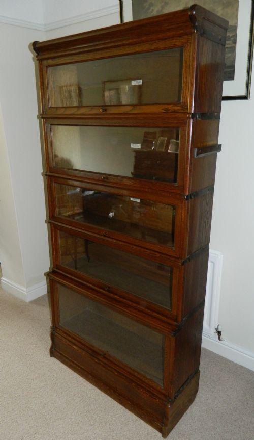 Globe Wernicke Sectional Bookcase 177545