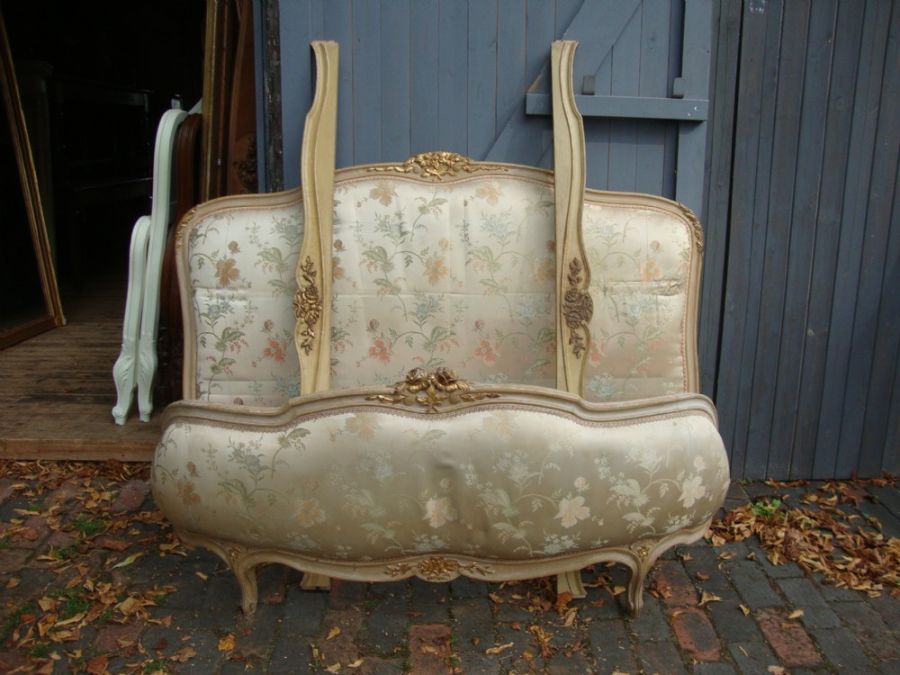 French Corbeille King Size Bed 241382 Sellingantiques
