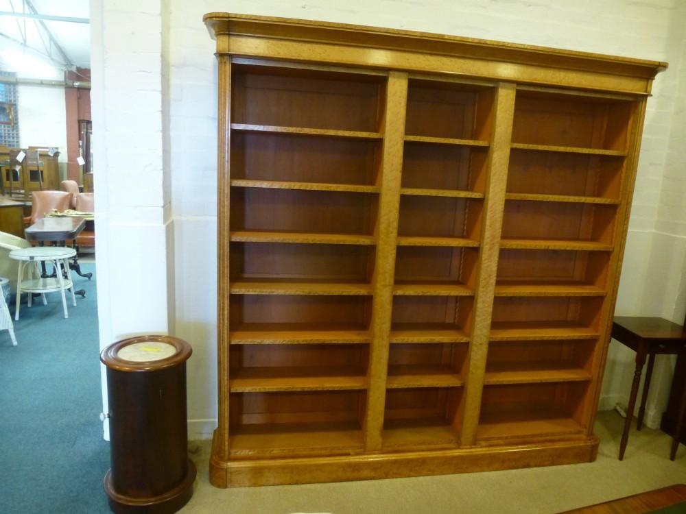 Large Bookcase 241571 Sellingantiquescouk