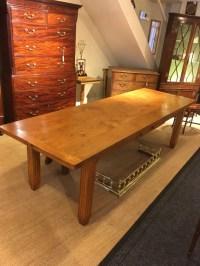 Elm Farmhouse Table / Kitchen Table /dining Table | 443527 ...