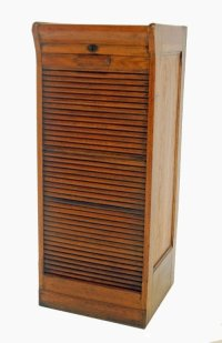 Roll Front Filing Cabinet | online information