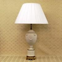 Wedgewood White Jasperware Single Table Lamp | 259360 ...
