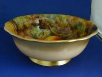 Royal Worcester Fruit Bowl Signed Lockyer | 221669 ...