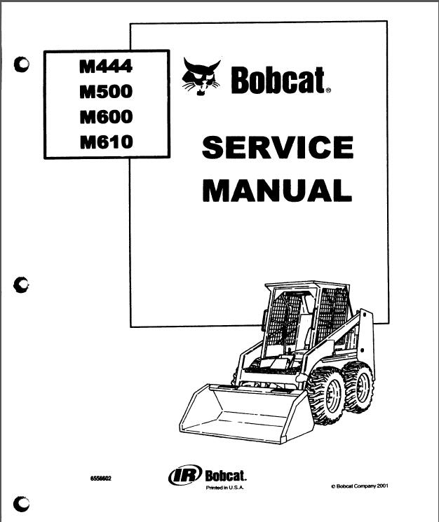 1963 bobcat m600 wire diagram
