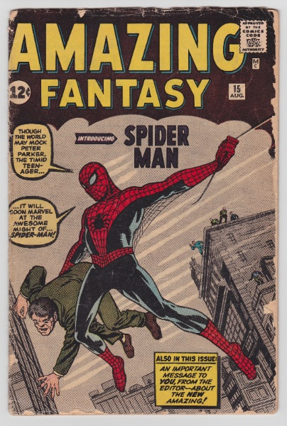 Sell Old Comic Books for FAST Cash! We Pay Shipping!