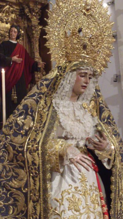 Levee Virgen de Loreto Images. 21/12/2014 – Holy Week in Seville