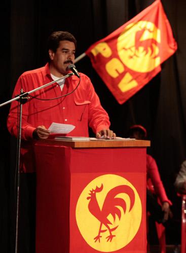 Nicolas Maduro con el PCV pag 13