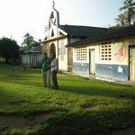 Iglesia San José de Pueblo Nuevo Regencia, corregimiento de Montecristo (Bolívar)