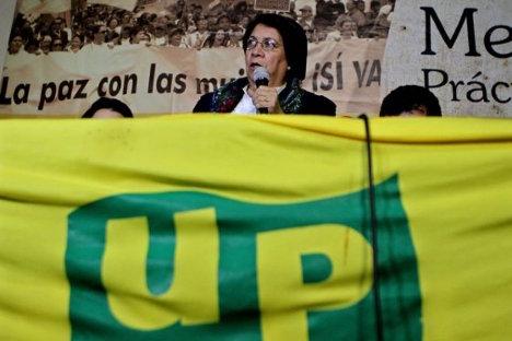 Unión Patriótica mantiene su personería jurídica