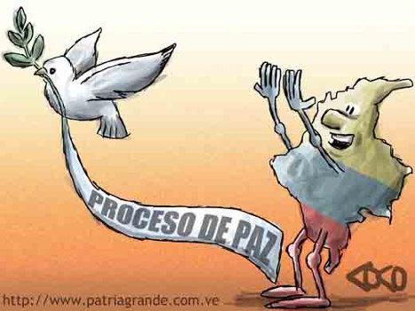 ¿Paz en Colombia?