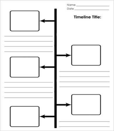 Blank Timeline Worksheet Pdf together with Sample Biography Timeline