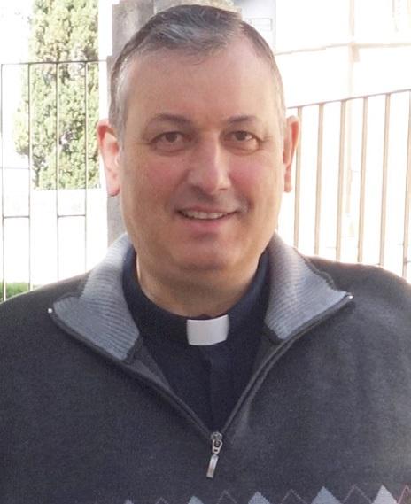 Gabriel-Ángel Rodríguez, Rector del Seminario