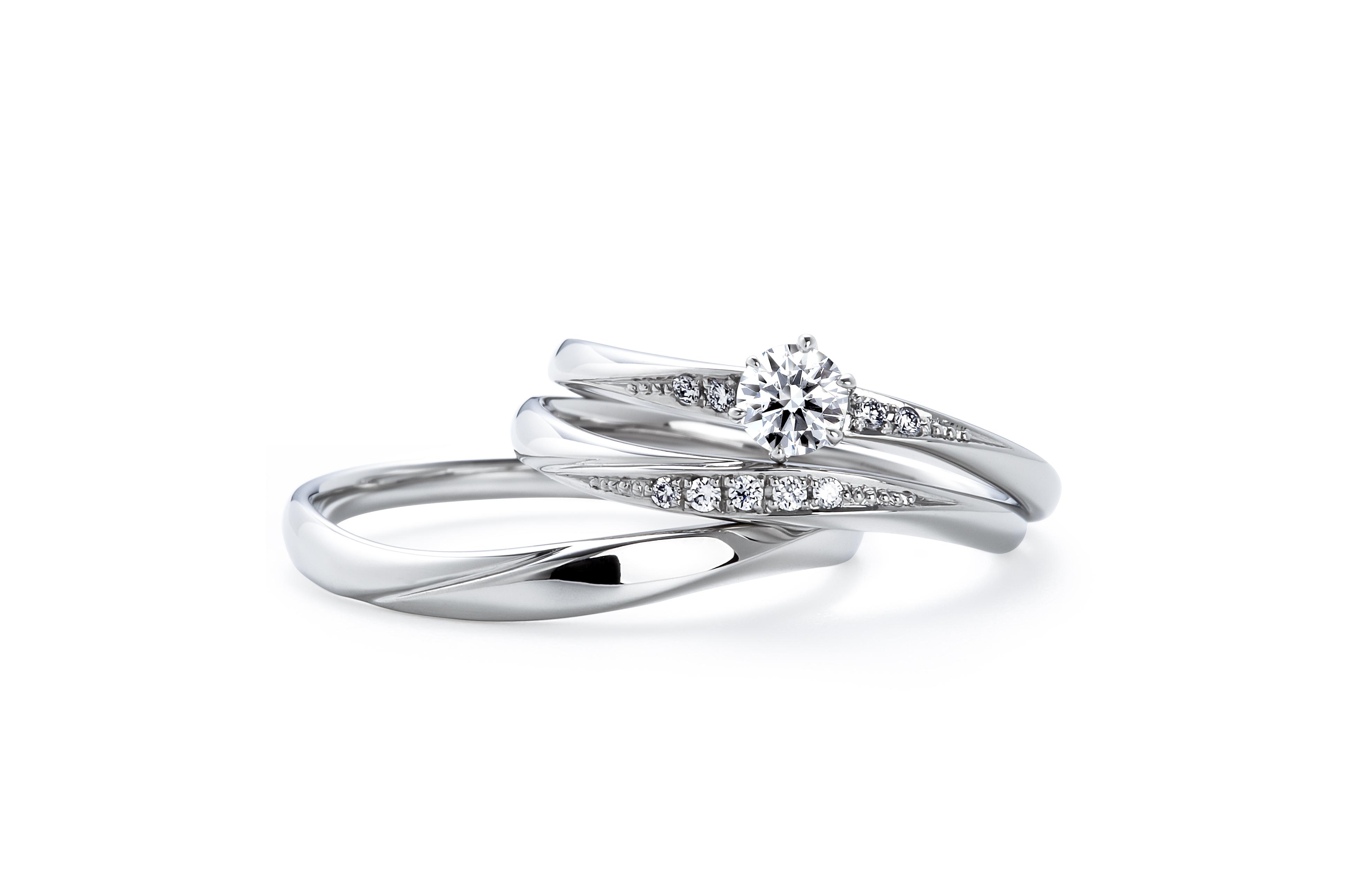 結婚指輪 婚約指輪 仙台 安い セットリング