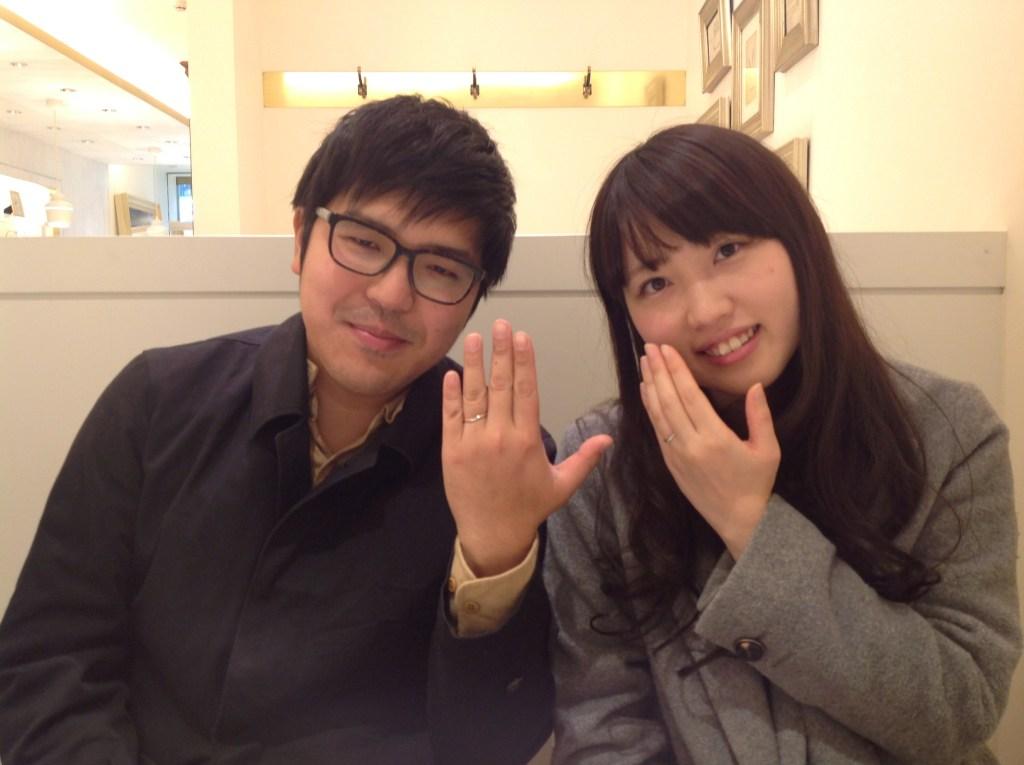 結婚指輪,婚約指輪,仙台,オーダーメイド