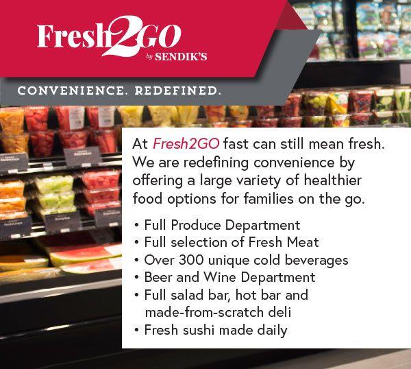 Sendik\u0027s Fresh2GO - Sendik\u0027s Food Market