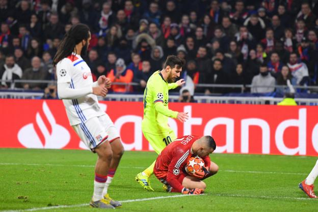 resume match liverpool barcelona