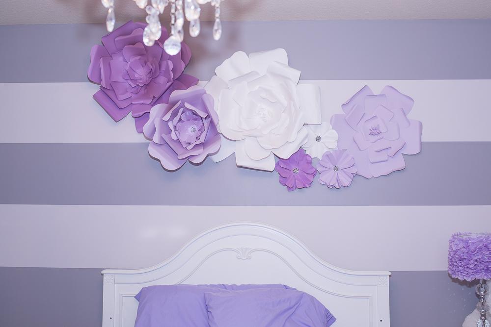 Diy Large Paper Flowers Tutorial Home Decor Sengerson